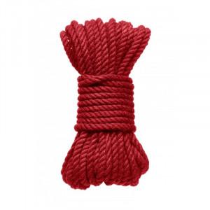 Corda bondage rossa - 1