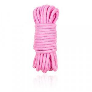 Corda bondage rosa - 1