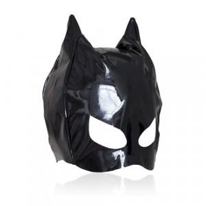 Maschera glossy cat black - 2