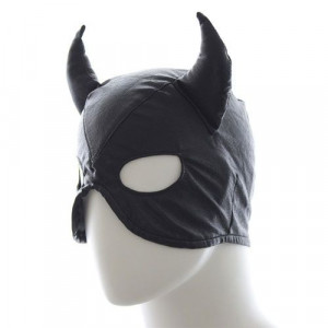 Maschera devil black - 2